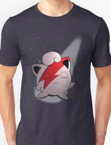Jiggly Stardust (Pokemon) T-Shirt