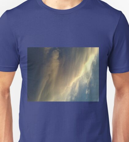 the watcher in the clouds Unisex T-Shirt