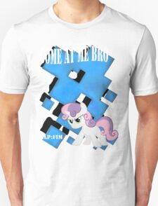 Come at Me Bro Sweetie Belle Final. Unisex T-Shirt
