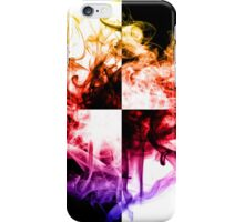 Energy of the soul - quarters iPhone Case/Skin