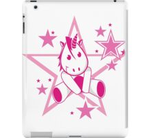 Uni the powder corn iPad Case/Skin