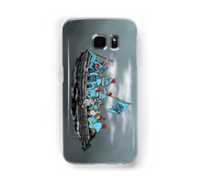 Team Zissou Samsung Galaxy Case/Skin