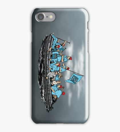 Team Zissou iPhone Case/Skin