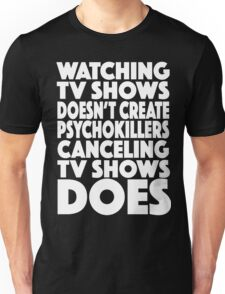 tv shows Unisex T-Shirt