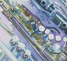 Jazzy Keys by JennyArmitage