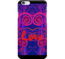 MEDITERRANEAN LOVE iPhone Case/Skin