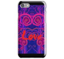 MEDITERRANEAN LOVE iPhone Case/Skin