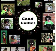 Gollies Poster by TippyToes
