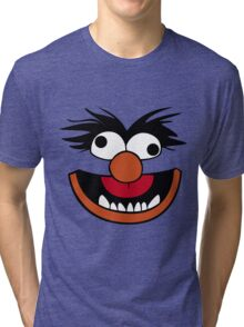 Animal Muppet (Crazy) Tri-blend T-Shirt