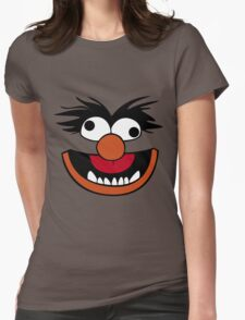 Animal Muppet (Crazy) Womens Fitted T-Shirt