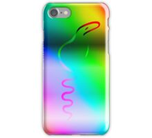 dancing cobra #02 iPhone Case/Skin