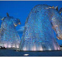 The Blue Hour by MY Scotland