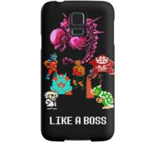 Like a Boss Samsung Galaxy Case/Skin