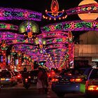 The Festival of Light DOF by cullodenmist