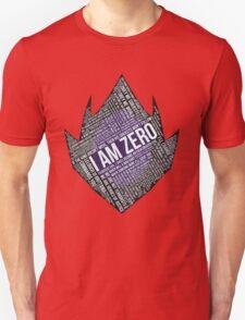 Code GEASS Typography Unisex T-Shirt