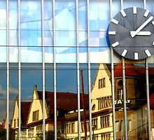 Munich Reflecting by ©The Creative  Minds