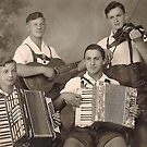 My Uncle Max and his Bavarian Band by Bine