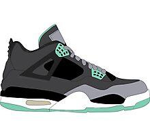 Jordans  Photographic Print