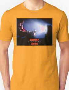 Campaign Promises. Unisex T-Shirt