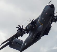 A400M Power Through The Storm Sticker