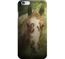 """The Look"" iPhone Case iPhone Case/Skin"
