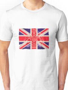 Union jack british flag Unisex T-Shirt