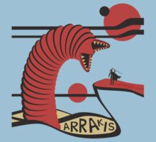 ARRAKIS TRAVEL POSTER One Piece - Short Sleeve