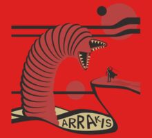 ARRAKIS TRAVEL POSTER One Piece - Long Sleeve