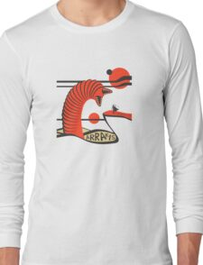 ARRAKIS TRAVEL POSTER Long Sleeve T-Shirt