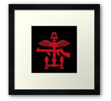 British Commandos - Combined Operations Framed Print