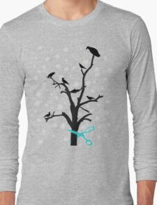 Game Of Thrones - War of The Five Raven Kings Long Sleeve T-Shirt