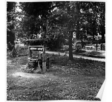 Alūksnes kapsēta   Aluksne Cemetery Poster