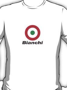 retro bianchi logo T-Shirt