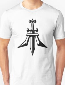 Ironheade Logo - Black Unisex T-Shirt