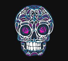Calavera IV Sugar Skull Neon Unisex T-Shirt