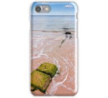 Beach in Tunisia iPhone Case/Skin