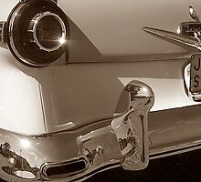 Ford Fairlane Bling by Debbie Robbins