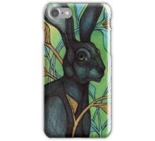 Hidden Hare iPhone Case iPhone Case/Skin