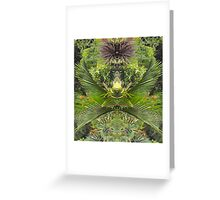 The Forest Angel Greeting Card