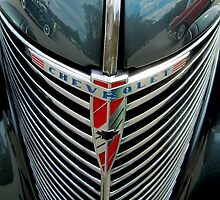 Classic Chevrolet Bling by Debbie Robbins