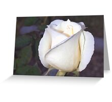 Old time grace Greeting Card