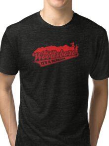 Woodsboro Tri-blend T-Shirt