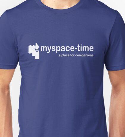 myspace-time Unisex T-Shirt