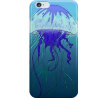Jellyfish- Color iPhone Case/Skin