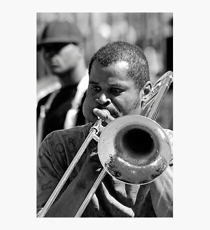 All that Jazz Photographic Print