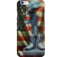 Falen Solider  iPhone Case/Skin