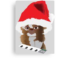 Christmas Gizmo Canvas Print
