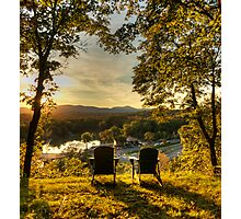 Wish You Were Here... Thomas Cole Photographic Print