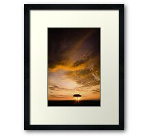 Dawning of a Brand New Day Framed Print