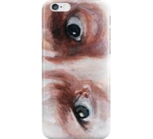 John Watson Eyes iPhone Case/Skin